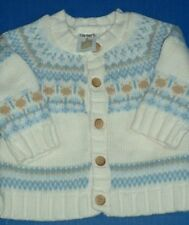 Boys Sweaters Carters Carriage Boutiques Gymboree Jacadi Baby GAP
