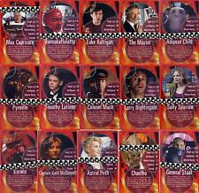 Doctor Who TOP TRUMPS SPECIALS Red (Set 3) (Assorted Cards)