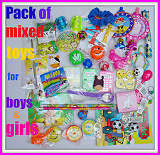 Party Loot Bag FILLERS TOYS Goody Pinata kids birthdays Rewards SCHOOL PRIZES
