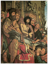 Christ Presented to the People, c. 1515 ,  QUENTIN MASSYS  - Life of JESUS  Art