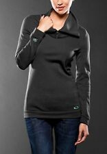 Oakley GB Layer Sweater Gretchen Bleiler Graphite NEW WITH TAG