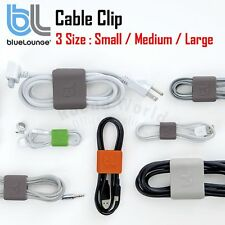 BlueLounge Cable Clip Cord Holder Organizer Cable Management Solution (3 size)