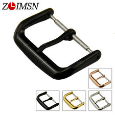 10,12,14,16,18,22,24mm New Watchband Strap Deployments Clasp Pin Buckle K10