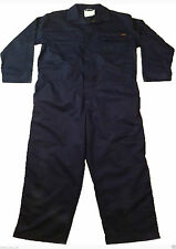 MENS OVERALLS BOILER SUITS WORK WEAR MECHANICS PAINTERS COLLEGE SIZE S-XXXL