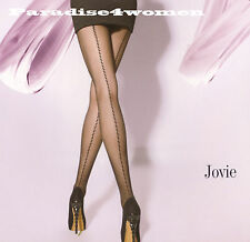 "Back Seamed Tights Gatta ""JOVIE"" 20 den Patterned Tights"