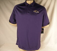 Baltimore Ravens Polo Shirt pick size & color NFL by Nike NWT DRI FIT
