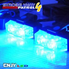 KIT FEUX DE PENETRATION A ECLAT 12V RAMPE MINI PACE FLASHING CAR LED AUTO CAMION