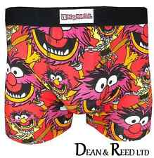 MENS BOXER SHORTS UNDERWEAR / PANTS  - ANIMAL - THE MUPPET SHOW DESIGN