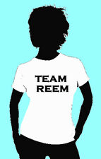 "The Only Way Is Essex""TEAM REEM"" Tshirt Reality TV Show"