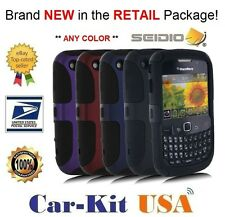 Seidio Innocase Active X Case for BlackBerry Curve 9300 3G, 9330, 8530 & 8520