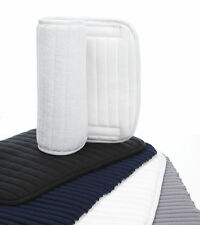 Le Mieux Breathable Horse Bandage Pads/Wraps/Gamgee with Velcro Tab Set of 2