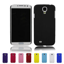 1/9 Colors Rubberized Hard Case Cover For Samsung Galaxy S4 SIV i9500