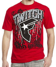 Famous Stars and Straps  Twitch Straight Up Tee