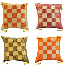 Game of Chess Accent Pillow Cover, Set of 2