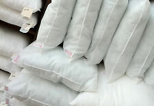 "2 4 6 8 10 x 16"" 18"" 20"" 22"" 24"" Hollowfibre Cushion Pads Inserts Fillers Inners"