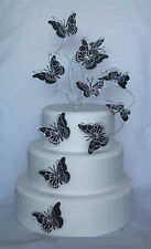 **New Exclusive Design** Butterfly Cake Topper Set, Wedding Birthday Anniversary