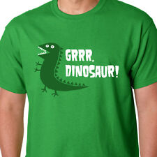 Grrr, Dinosaur (Peppa Pig) t-shirt FUNNY CULT TV CHILDREN CARTOON GEORGE