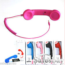 Phone Handset HD Mic 3.5MM Pin for iPhone 4 4S 4G iPad 2 Remote Volume