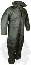 BRAND NEW ORIG FLYER'S COVERALL CWU-64/P GENUINE US AIR FORCE SAGE GREEN SIZE 42
