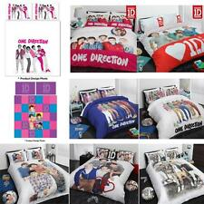 3PC Double Bed ONE DIRECTION 1D Quilt Doona Cover Duvet Set - Design Choice
