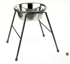 Classic High Dog Bowl Stands Stand