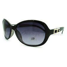 DG Eyewear Womens Sunglasses Designer Fashion Round Oval Frame