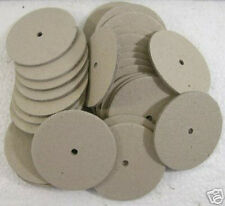 50  Millboard Joint Discs 15mm to 25mm for teddy bear joints, craft pieces HD-1