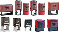 PERSONALISED SELFINKING RUBBER STAMP BUSINESS, ADDRESS, OFFICE FORM etc