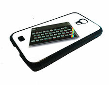 Spectrum ZX Retro Computer Samsung Galaxy S4 IV I9500 Cover Phone Case hard
