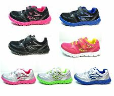 Kid's Light Weight Outsole Sneakers Boy's Girl's Athletic Tennis Shoes Running
