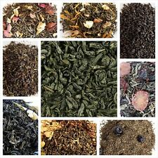 Green Tea - iced or hot - choose flavor, qty, loose leaf or bags - many flavors