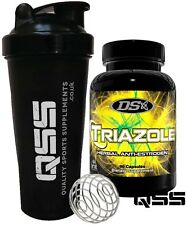 DRIVEN SPORTS DS TRIAZOLE 90 CAPSULES MAXIMUM HORMONE TESTOSTERONE DOMINATION