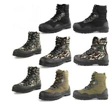 new fashion men's anti-skidding winter frenum combat assault shoes