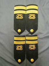 US Military Civil Engineer Shoulder Boards. Various Ranks to Pick From