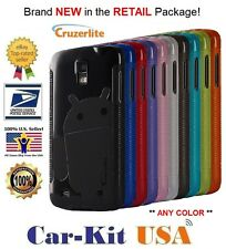 Cruzerlite Androidified A2 TPU Case for Samsung Galaxy S4 ACTIVE **ANY COLOR**