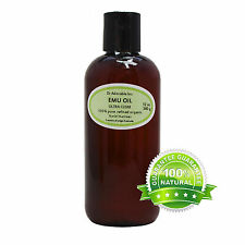 ULTRA CLEAR EMU OIL BY DR.ADORABLE 100% PURE ORGANIC NATURAL   2 OZ UP TO 7 LB
