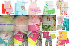 * NEW GIRLS 3PC CARTERS LADYBUG BALLET MONKEY PAJAMAS SET 12M 18M 24M 2T 3 4 5 6