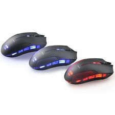 Cobra E-3lue High Precision Gaming Mouse with Side Control 1600dpi free mouse