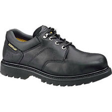 Caterpillar Ridgemont Steel Toe - Men's Work Boot - Black