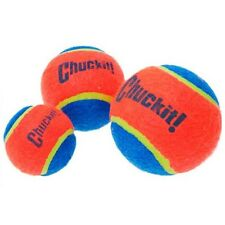 Chuckit! Dog Tennis Ball Extra Thick Bouncing Fetch Floating Dog Toy 4 Sizes