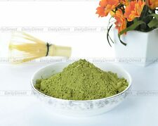 100% Certified Pure Organic Natural Matcha Healthy Ultrafine Green Tea Powder
