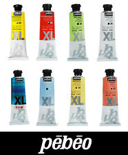 Pebeo Studio XL Oil Paint 37ml Tubes Full Range of Colour Available