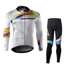 SPakct Cycling Suits Long Sleeve Long Jersey & Tights Pants-Pro​vence 2014