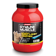 GYMLINE 100% WHEY PROTEIN CONCENTRATE 700 gr integratori scontati enervit