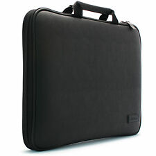 """7"""" - 17.3"""" Memory Foam Laptop PC Carrying Case Sleeve Cover Pouch Protection Bag"""