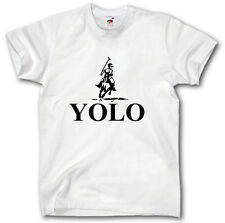 YOLO S-XXXL SHIRT YOU ONLY LIVE ONCE OVOXO DRAKE YMCMB HIP HOP