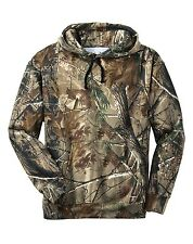 Russell Outdoors Realtree AP Camo Hooded Sweatshirt Camouflage Hoodie Hunting