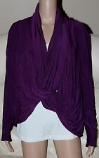 Renee's 15 Look Infinity Wrap with Sleeves by Sure Couture New - Choice sz color