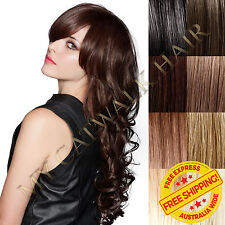 "Micro Bead Real Human Hair Extensions Salon I Tip Remy Indian 20"" 26"" + DIY KIT"