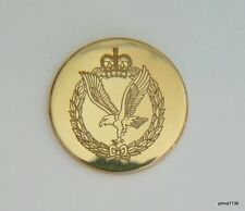 Army Air Corps regimental British military army blazer button